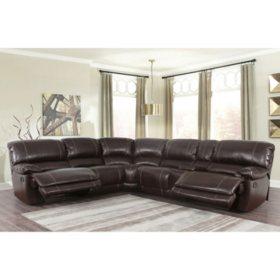 Maril Reclining 3-Piece Sectional Sofa