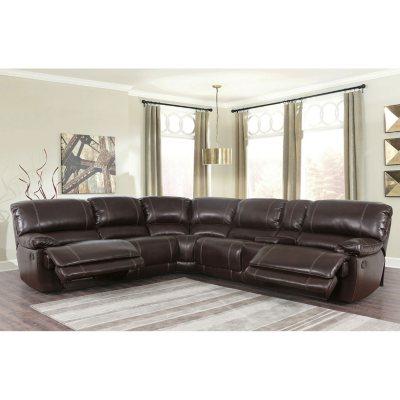 Maril Reclining 3 Piece Sectional Sofa