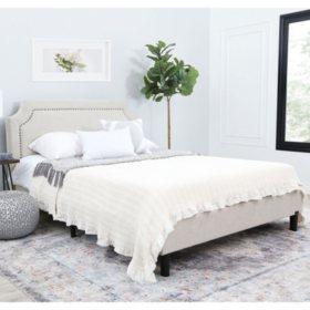 Allegro Queen Platform Bed