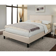 Best Seller Westbrook Platform Bed (Assorted Sizes)