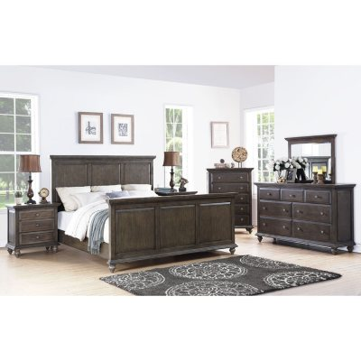 Grayson 6 piece bedroom furniture set dealepic for Bedroom furniture set deals