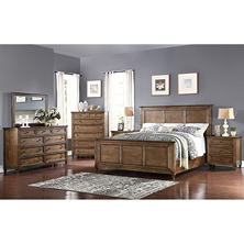 Adler Bedroom Furniture Set (Assorted Sizes)