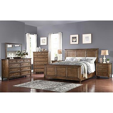 Adler Bedroom Furniture Set (Assorted Sizes) - Sam\'s Club