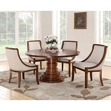 Sullivan Dining Table and Chairs, 5-Piece Set