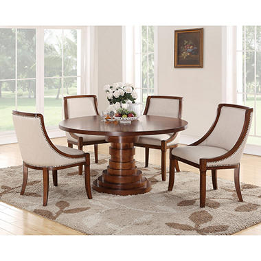 Sullivan Dining Table And Chairs 5 Piece Set Sam 39 S Club