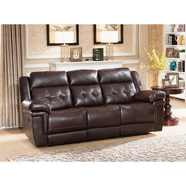 Clarence Reclining Sofa Sam S Club