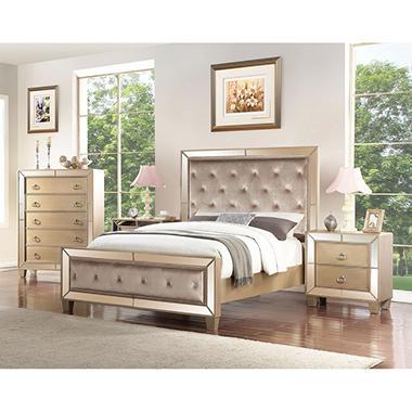 Celine Bedroom Furniture Set (Assorted Sizes) - Sam\'s Club
