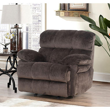 blankenship fabric rocker recliner with usb port