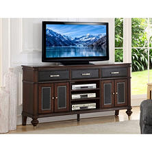 Lombardi Merlot Multi-Use Console