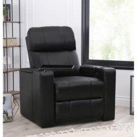 Travis Power-Recline Home Theater Seating (Assorted Options)