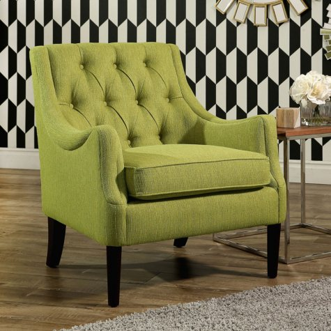 Thompson Mid-Century Accent Chair (Assorted Colors)