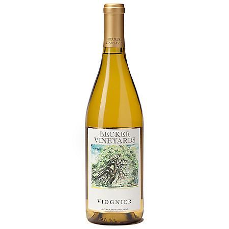 Becker Vineyards Viognier (750 ml)