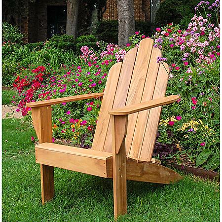 Weston Teak Adirondack Chair