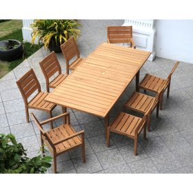 Hardwood Patio Furniture - Sam\'s Club