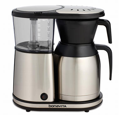 Bonavita 8-Cup Stainless-Steel Carafe Coffee Brewer