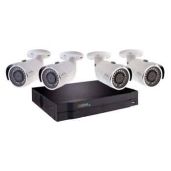 Q-See 4-Channel 1TB Surveillance System