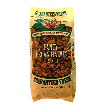 South Georgia Pecan Company, Fancy Pecan Halves