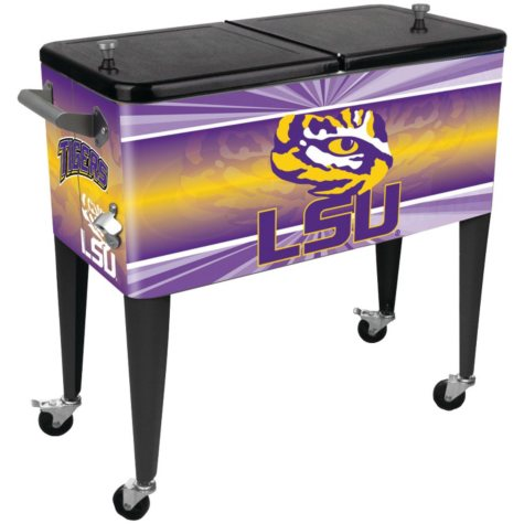 Louisiana State University 80-Quart Patio Cooler