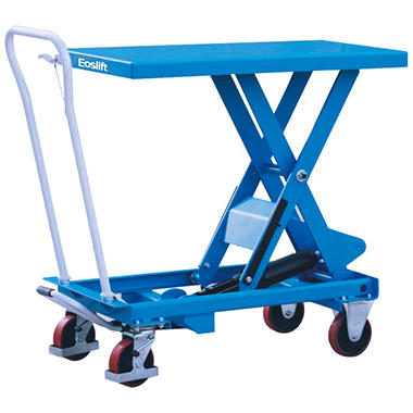 Eoslift Superior Scissor Lift Service Cart, 660-lb. Capacity