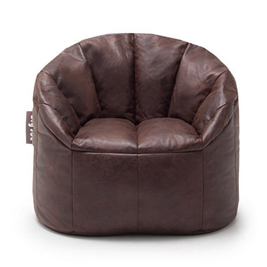 Big Joe Large Milano Chair Faux Leather