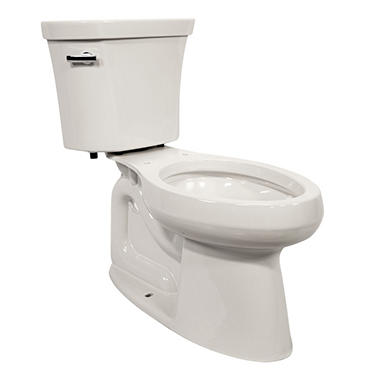 KOHLER Highline 2-Piece Elongated Toilet (White)