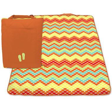 Beach Zipper Blanket