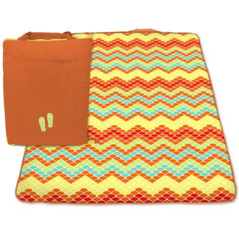 Beach Zipper Blanket