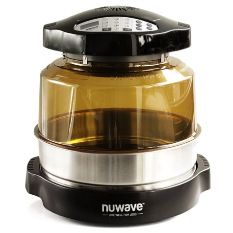 NuWave 20632 Oven Pro Plus with Extender Ring Kit