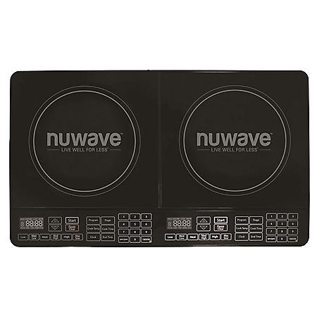 NuWave 30602 Double Precision Induction Cooktop