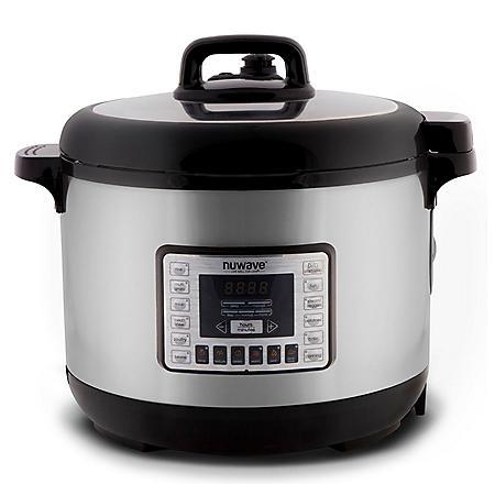 NuWave 33501 13-qt. Nutri-Pot Digital Pressure Cooker