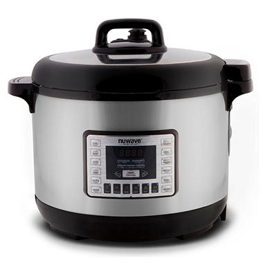 NuWave 33501 13-qt. Nutri-Pot Digital Pressure Cooker