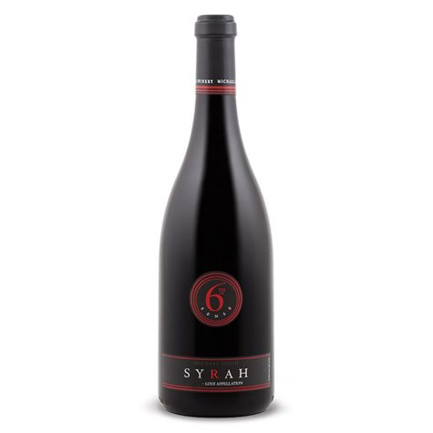 +6TH SENSE SYRAH LODI 750ML