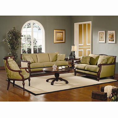 Solutions Living Room Set - 3 pc.