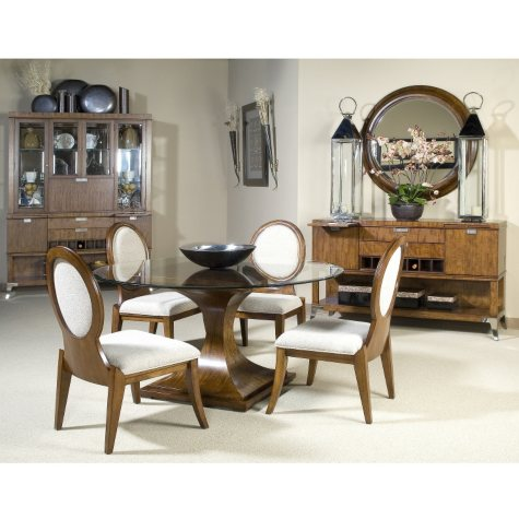 Concord Suite Oyster Dining Set - 5 pc.