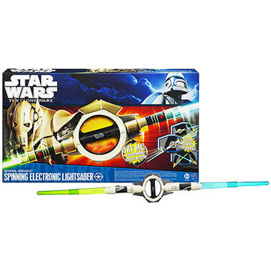 Star Wars® Spinning Electronic LightSaber™