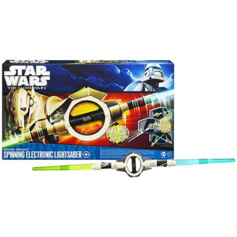 Star Wars® Spinning Electronic LightSaber™