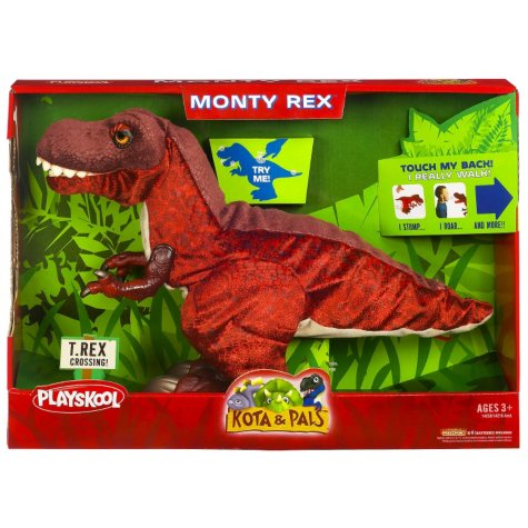 Plaskool® Monty Rex™ Dinosaur