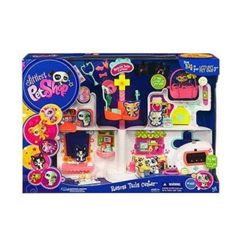 Littlest Pet Shop Rescue Center
