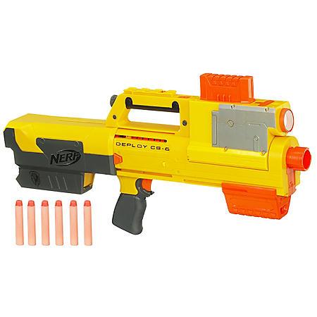 NERF® N-Strike® DEPLOY CS-6™