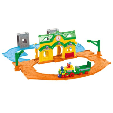 Playskool Sesame Street Elmo Junction