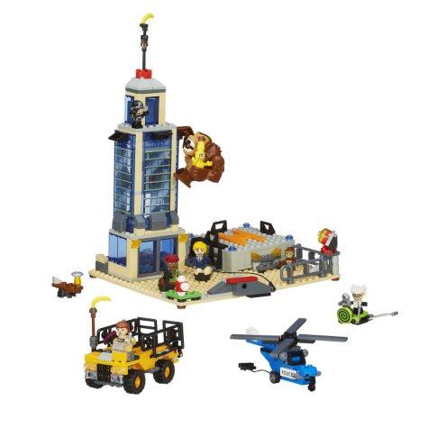 Kre-O CityVille Skyscraper Mayhem Set