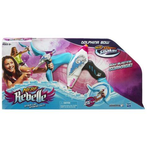 Nerf Rebelle Dolphina Bow Blaster