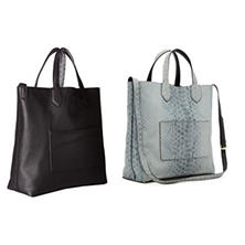 London Fog Orchard Reversible Tote (Assorted Colors)