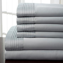 Lancaster 1000 Thread Count Cotton Blend Sheet Set (Assorted Colors)