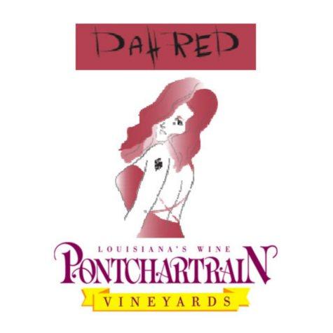 Pontchartrain Vineyards Dah Red (750 ml)