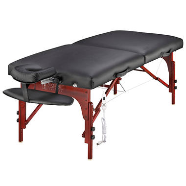 Master Montclair Therma-Top Pro Package Massage Table - 31