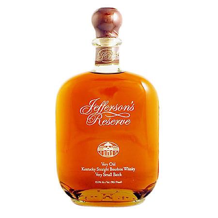 Jefferson's Reserve Kentucky Straight Bourbon Whiskey (750 ml)