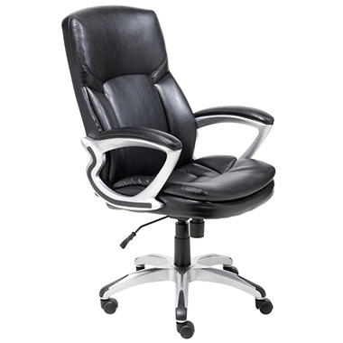 Beau Comfort By Design Leather Manageru0027s Chair