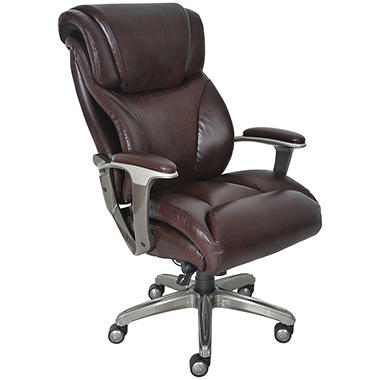 la-z-boy big and tall executive chair, brown - sam's club