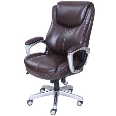 LaZBoy Desmond Big Tall Executive Chair Select Color Sams Club
